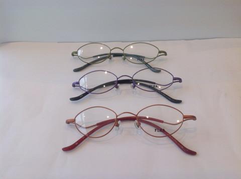 女優高木美保さんもご愛用のメガネ 『FLEA フリー』