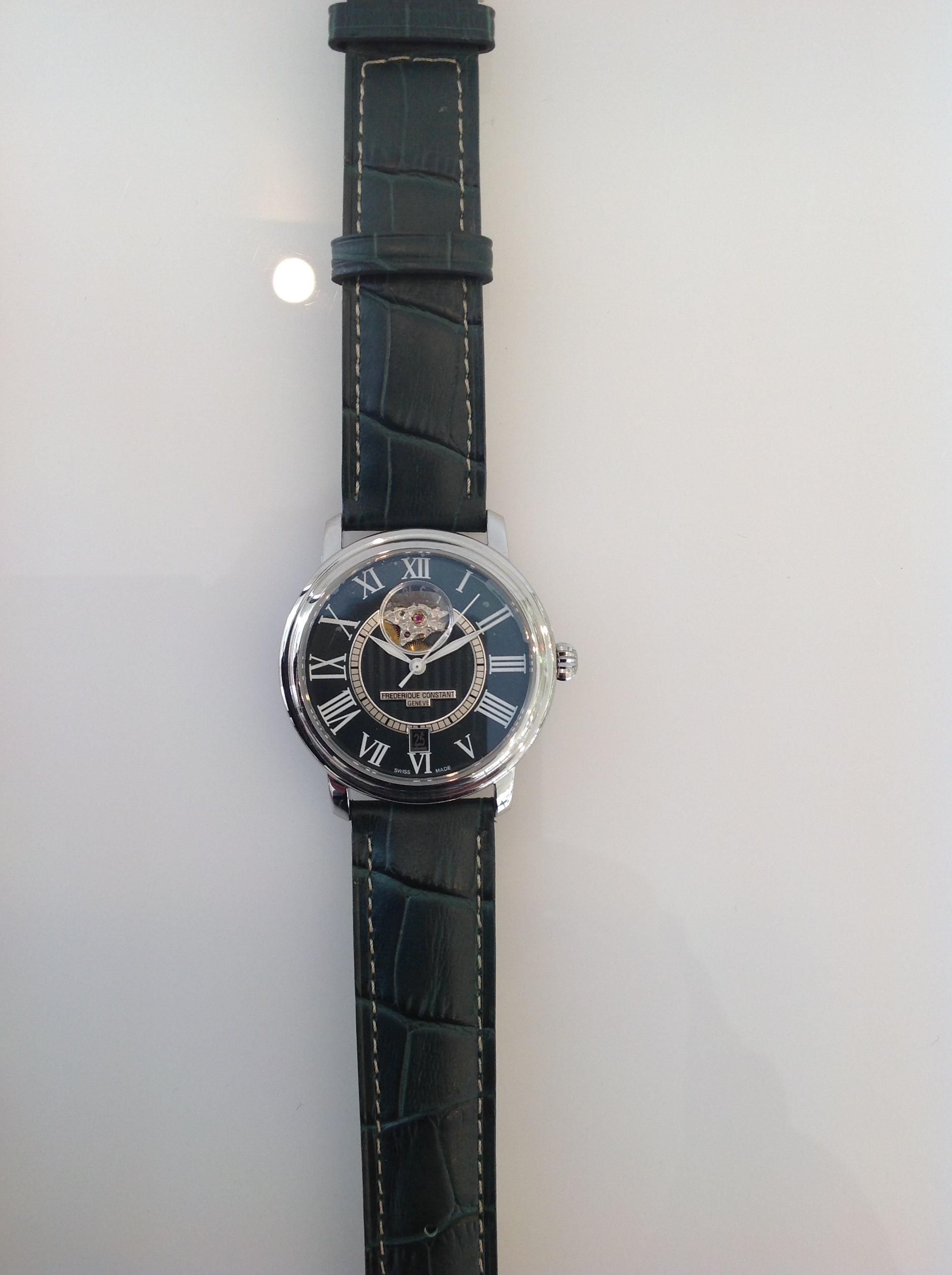 フレデリック コンスタントの腕時計