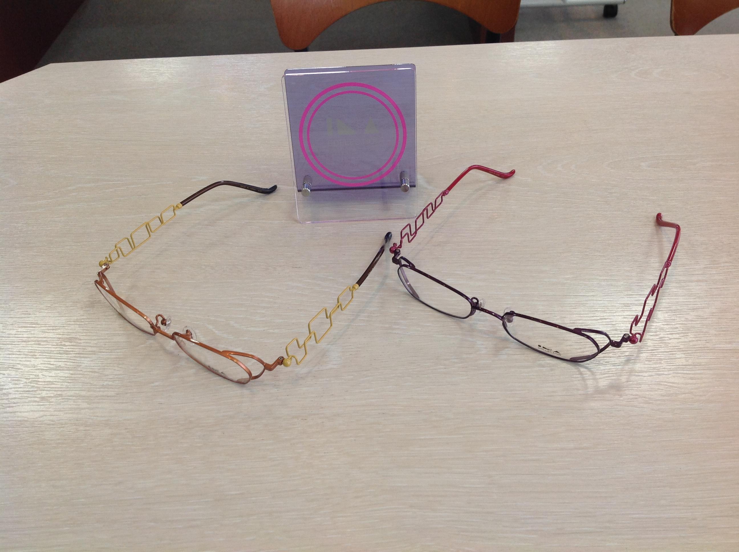 IMAコレクション メガネ