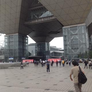 東京出張 ギフトショー