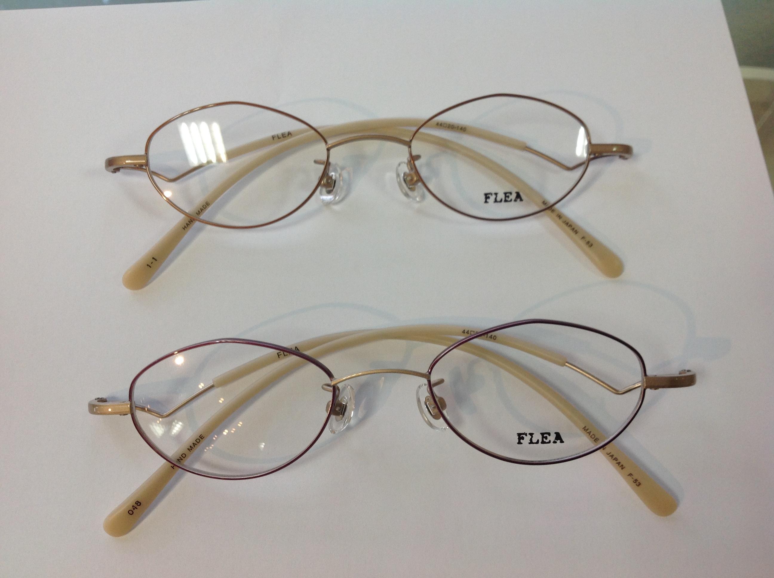 高木美保さんご愛用のメガネ FEEA入荷