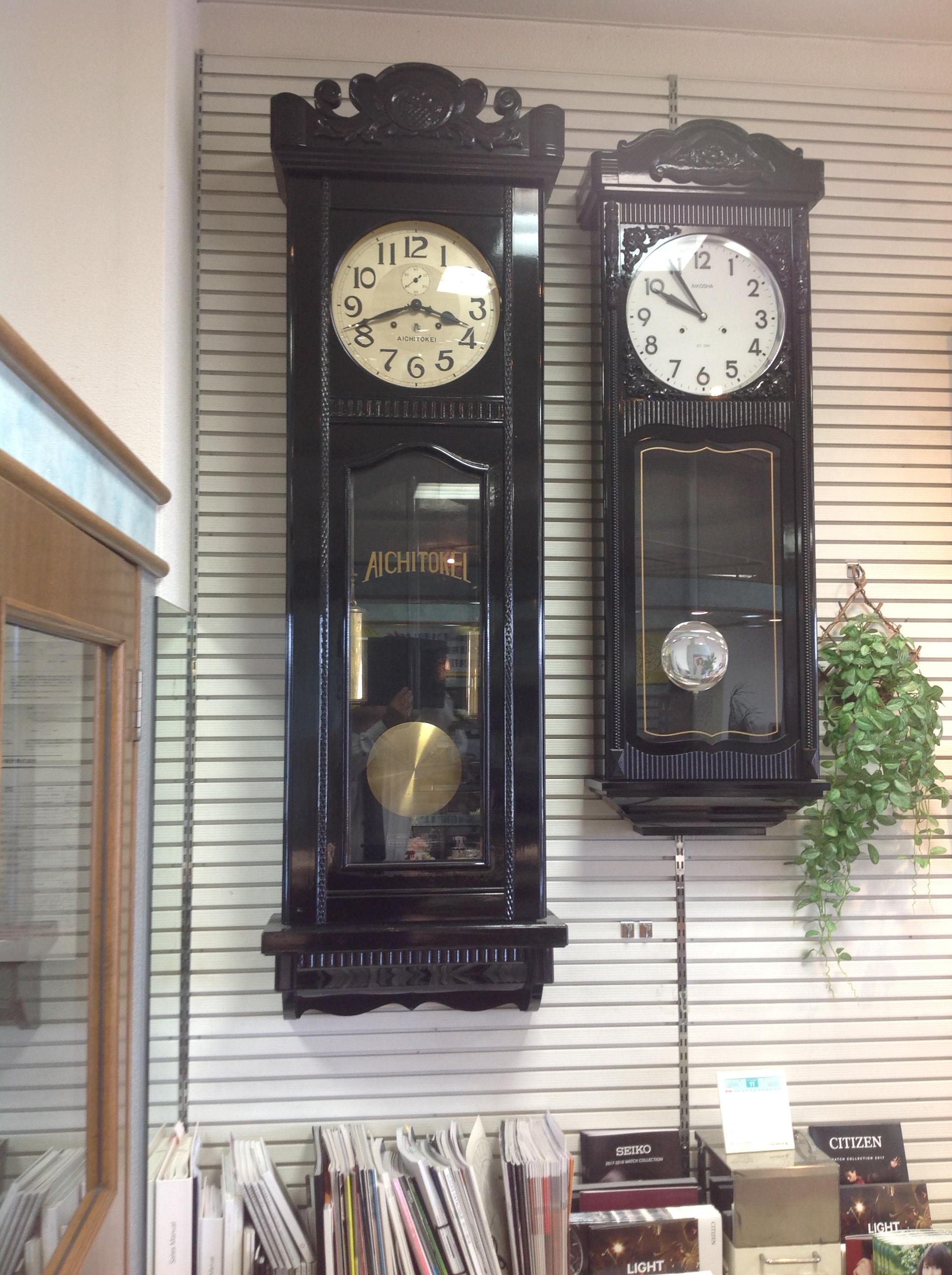 トム・フクダは、昔は福田時計店
