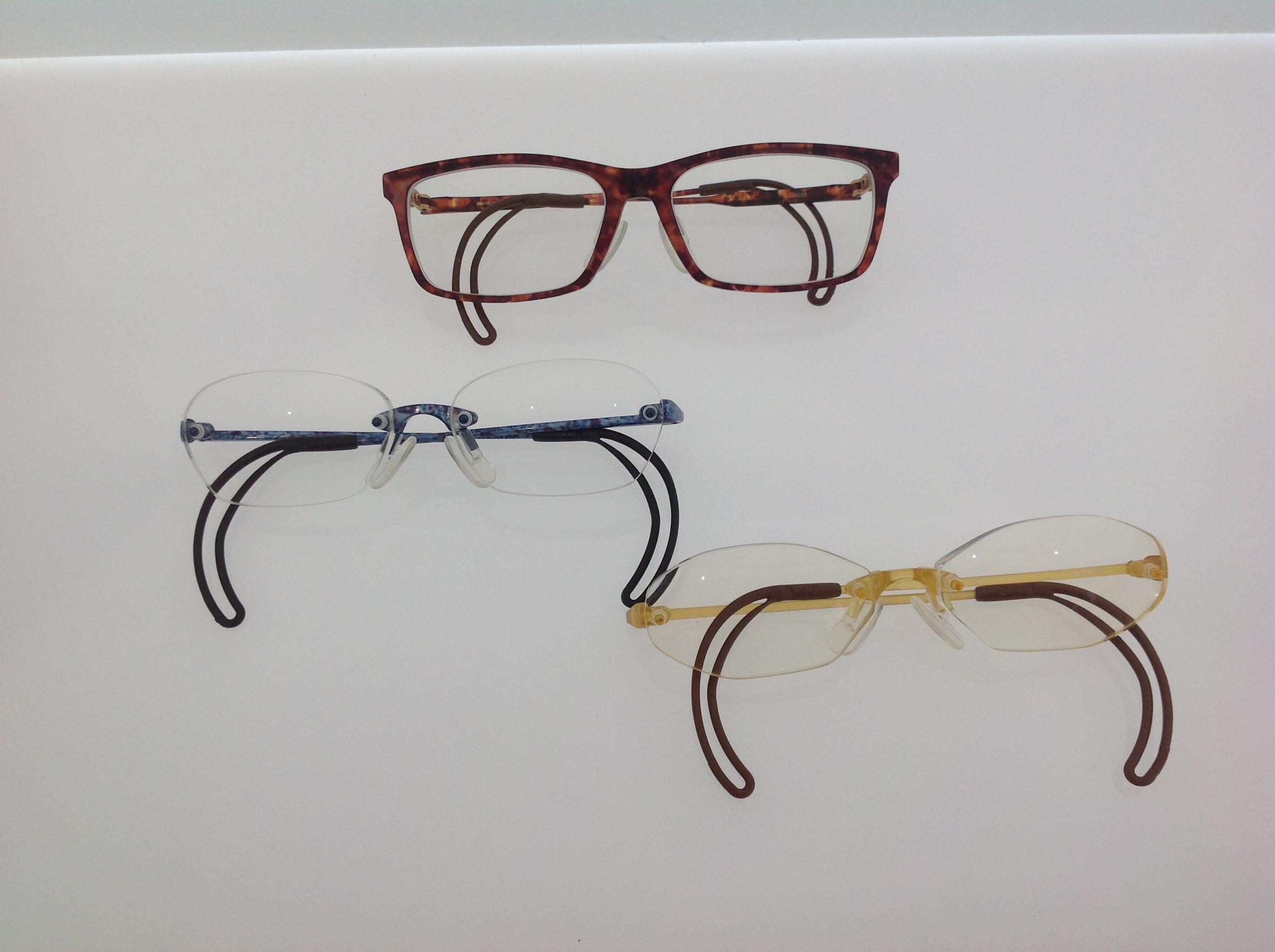 社長の愛用メガネ その3 アイメトリクス