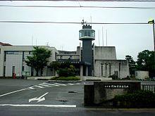 旧阿知須町役場の解体