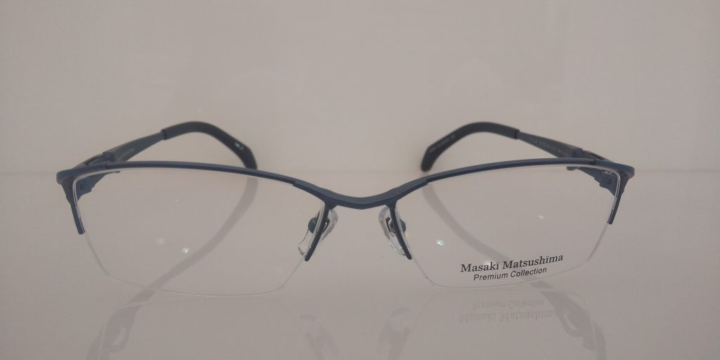 マサキマツシマの新作メガネ プレミアムコレクションが入荷しました。